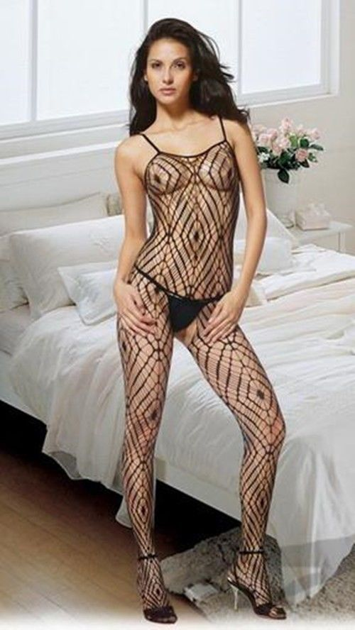 Body stocking negru